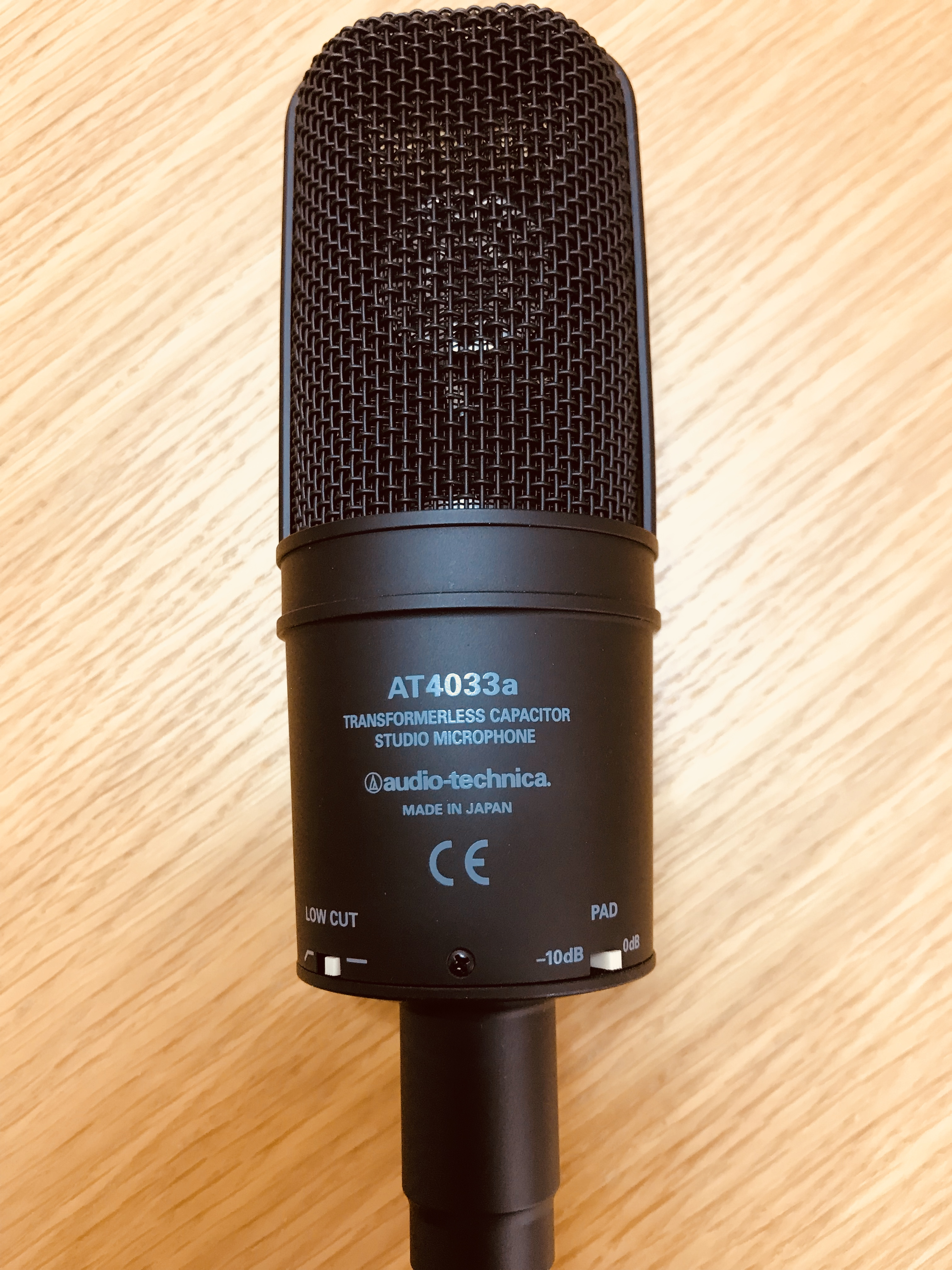 audio-technica AT4033/CL(2)