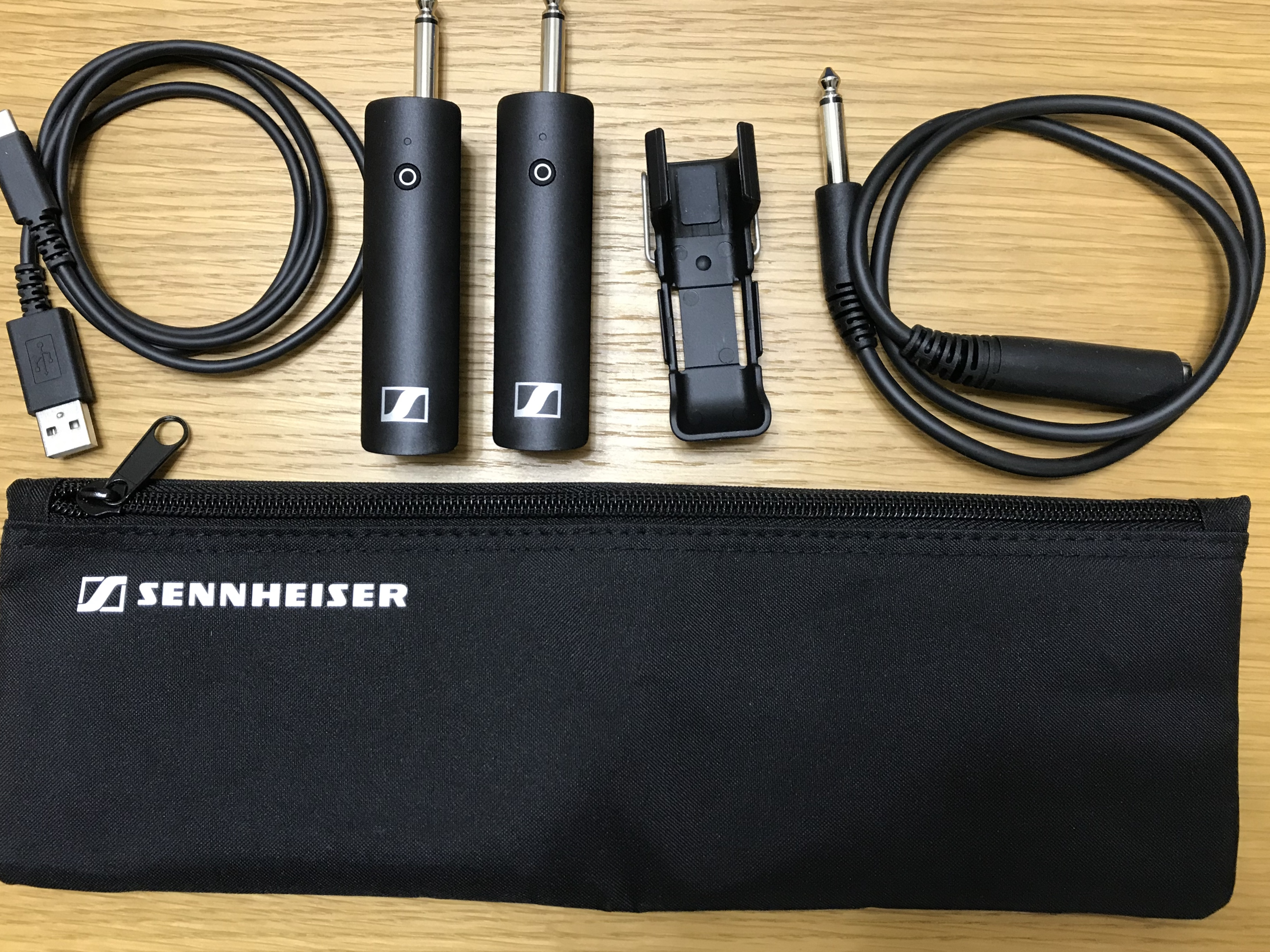 SENNHEISER XSW-D INSTRUMENT BASE SET