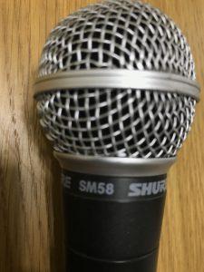 SHURE SM58②
